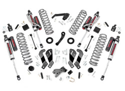 3.5IN JEEP SUSPENSION LIFT KIT   CONTROL ARM DROP (07-18 WRANGLER-ROUGH COUNTRY