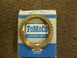 Nos 1965 - 1973 Ford Mustang 3spd Low And Reverse Gear Synchronizer C4az-7107-d