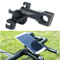 Motorcycle Handlebar Holder 360 Degree Rotation For Phone 3.5 To 6.5 Inch Titan