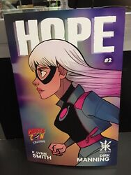 Hope 2 Dirk Manning Cadets Con Exclusive Comic Book K Lynn Smith Source Point
