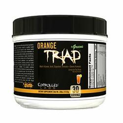 Controlled Labs Orange Triad + Greens Joint Digestion Immune Formula 30 Servings