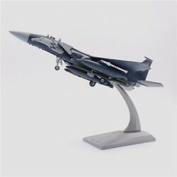 New 1100 Usaf F-15 Eagle Fighter 75th Anniversary Edition Static Display Model