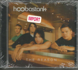 HOOBASTANK The Reason 4TRX w Out Of Control LIVE & VIDEO CD single SEALED 2004