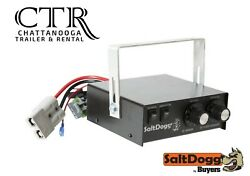 Saltdoggandreg 3016934 Replacement Heavy Duty Variable Speed Controller For Saltdogg
