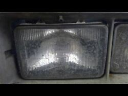 Driver Left Headlight Fits 78-83 CHALLENGER/SAPPORO 14426284