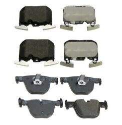 Front And Rear Brake Pad Sets Kit Genuine For Bmw F34 340i Gt Xdrive 2017-2019