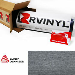 Avery Sw900 813-x Brushed Steel Supreme Wrapping Film Vinyl Car Wrap Sheet Roll