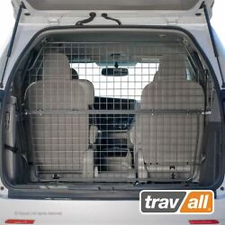 Travall Pet Barrier Dog Full Guard Custom Fit For Toyota Sienna 2010 On