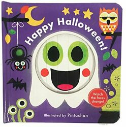Happy Halloween A Changing Faces Book