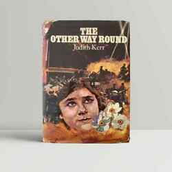 Judith Kerr Andndash The Other Way Round Andndash First Uk Edition 1975 Andndash Signed And Inscribed