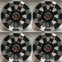 4 12 Atv Rims Wheels Most Can-am Bombardier Outlander Models Type 393 Mbml
