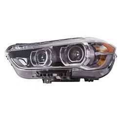 Front Driver Left Genuine Led Ahl Adaptive Headlight Lamp Assy For Bmw F48 X1