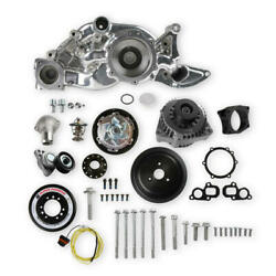 Holley Accessory Drive Component Mount Set 20-202p