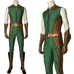 The Boys Season1 The Deep Cosplay Costume Halloween Outfit Suit Fancy Dress