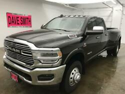 2019 Ram 3500 Laramie Crew Cab Long Box 2019 Ram 3500 Laramie Crew Cab Long Box