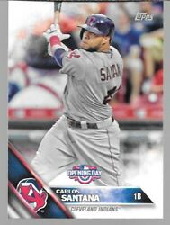 2016 Topps Opening Day Baseball 1-200 Complete Your Set You Choose