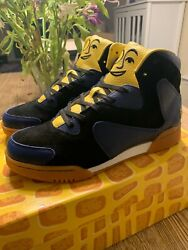 Seth Fowler Planters Peanuts Crunch Force 1 Limited Edition Brand New Sz 8 Mens