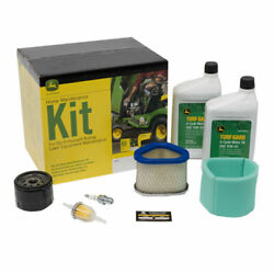 John Deere Home Maintenance Service Oil And Filter Kit Lg240 L110 Lawn Tractor