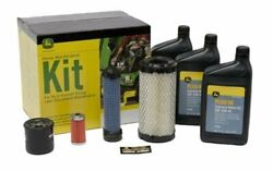 John Deere Filter And Oil Home Maintenance Kit Lg243 X595 Lawn Tractor