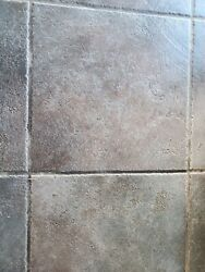 14 Cases Marazzi Tusayan 16 In. X 16 In. Ceramic Floor And Wall Tile. 196 Sq Ft.
