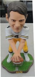 Brett Favre White Forever Collectibles Green Bay Packers Rare 31/100 His Sb Win