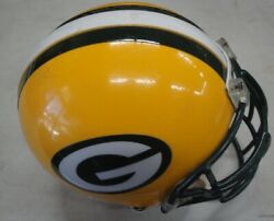 Green Bay Packers Authentic Full Size Ridell Football Helmet Superbowl Xxxi