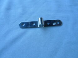 Transom Gudgeon - Nicro Fico 656 Stainless Steel - Nos - 1/4 Pin Size