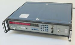 Eip Model 548b Microwave Frequency Counter 10 Hz -26.5 Ghz W/ Options 06, 08