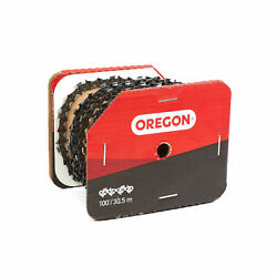 Oregon 100and039 Reel 3/8.050 Chisel Chain For Husqvarna 503307801 Stihl 33rs3 100r