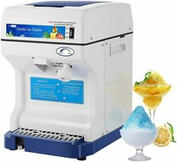 Vivohome Electric Ice Crusher Shaver Snow Cone Maker Machine Device 265lbs/hr