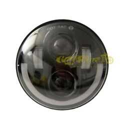 Parabola Headlight 5-3 / 4and039and039 Cree Led Dc10 - 30v 40w Waterproof Universal