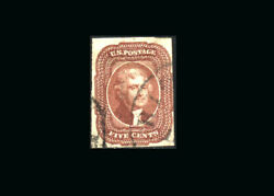 Us Stamp Used, Vf S12 Light Town Cancel