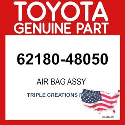 Toyota Genuine 6218048050 Safety Device Assy Curtain Shield Lh 62180-48050