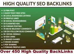 Provide 15 days high quality SEO backlinks with 100% Results ! WEB PBN EDU etc.