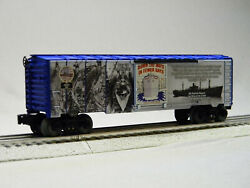 Lionel Liberty Ships Boxcar Usa Wwii O Gauge Train Military War Navy 1938240 New