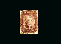 Us Stamp Used Vf S29 Andnbsplight Cancel Fresh Color