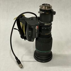 Canon J9ax5.2b4 Irs Sx12 5.2 - 47mm F/1.8 Eng Broadcast Tv Zoom Lens