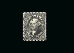 Us Stamp Used Xf S36 Light S.o.n. Cancel Fresh Color