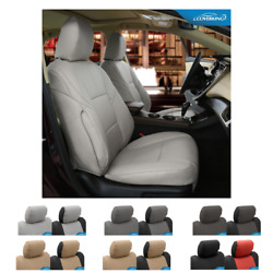 Seat Covers Premium Leatherette For Toyota Highlander Custom Fit