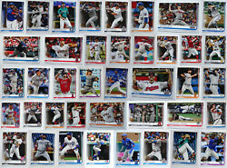 2019 Topps Update 150th Stamp Baseball Cards Complete Your Set U Pick Us1-us300