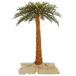 Vickerman Outdoor Christmas Palm 6' Green