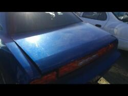 Trunk/hatch/tailgate Sxt Without Spoiler Fits 08-14 Challenger 14959819