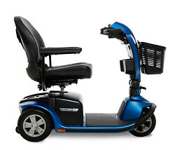Victory 10.2 3 Wheel Power Mobility Scooter By Pride Mobility