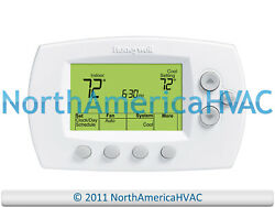 Honeywell Focuspro 6000 Programmable Thermostat 2 Heat 1 Cool Th6220d1028