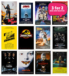 Classic Movie Film Posters Poster Prints A4 - A3 Print