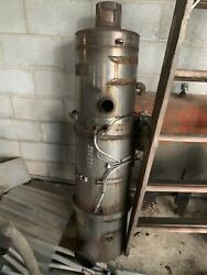 Used Freightliner Columbia 120 Caterpillar Diesel Particulate Filter Dpf