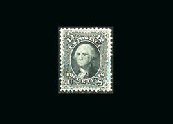 Us Stamp Used, Xf/super B S69 Gem Quality With Very Light Blue Cancel, Very Fre