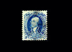 Us Stamp Used, Vf S72 light Cancel, Attractive Stamp