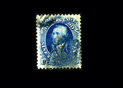 Us Stamp Used, Vf+ S72 Nice Cancel For This Issue