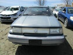 Automatic Transmission 4 Cylinder Fits 92-94 TEMPO 14167910